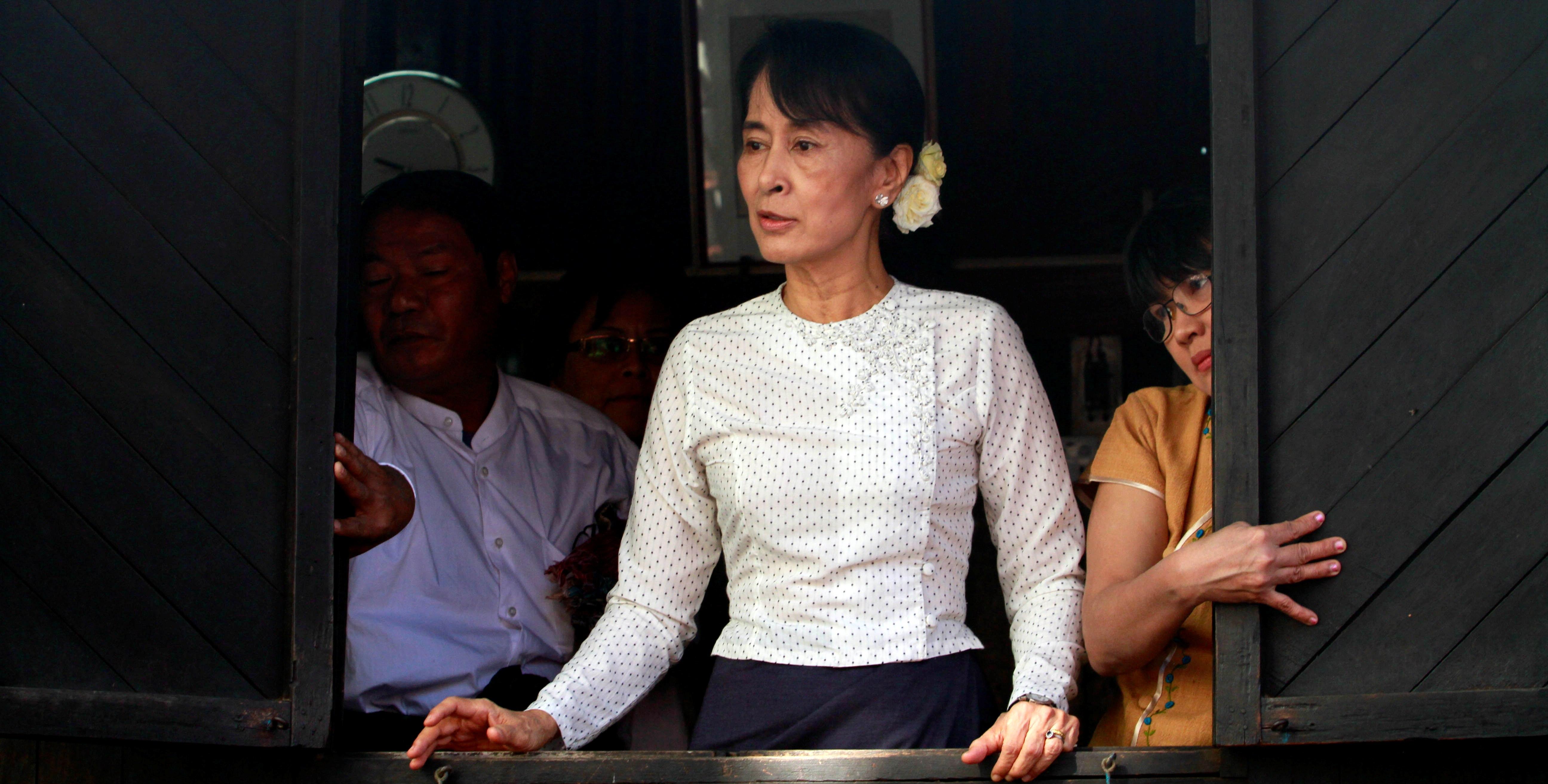 Suu Kyi's Myanmar- An Assessment
